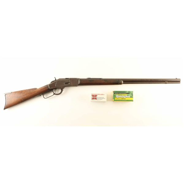 Winchester 1873 32 WCF SN: 343410