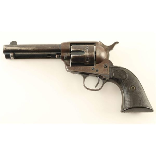 Colt Single Action Army .38 WCF SN: 260151