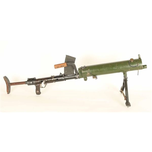German WWII MG15-ST61 Deactivated MG/Display Gun