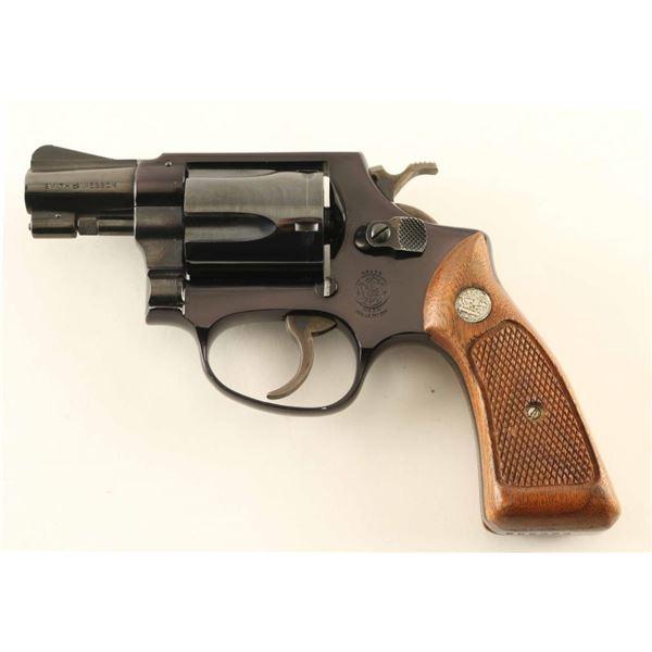 Smith & Wesson 37 38SPL SN: 686322