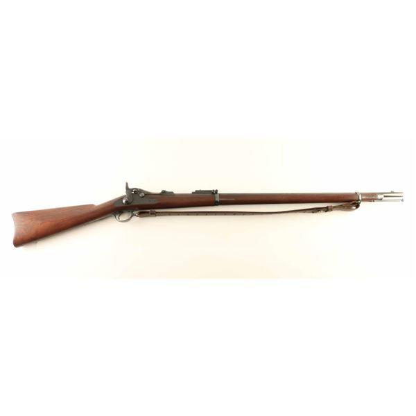 Springfield 1884 Trapdoor Rifle .45-70