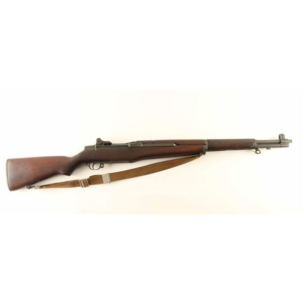 Springfield M1 Garand .30-06 SN: 3141336