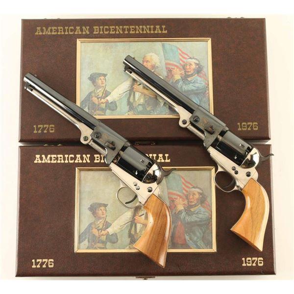 High Standard American Bicentennial Set