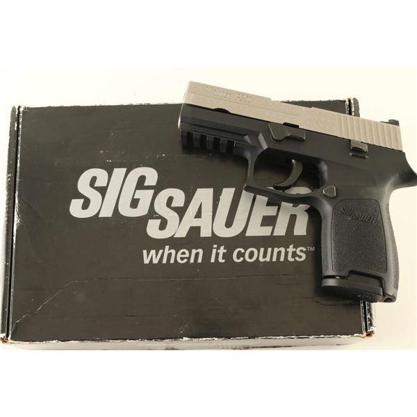 SIG Sauer P250 9mm SN: EAK147520
