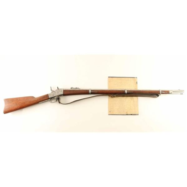 Remington Rolling Block 50-70 NVSN