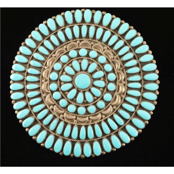 Large Zuni Pin