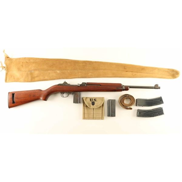 Winchester M1 Carbine 30 cal SN: 1074085