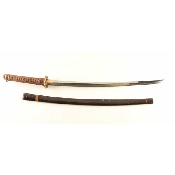 Japanese Sword (Shin-Gunto)