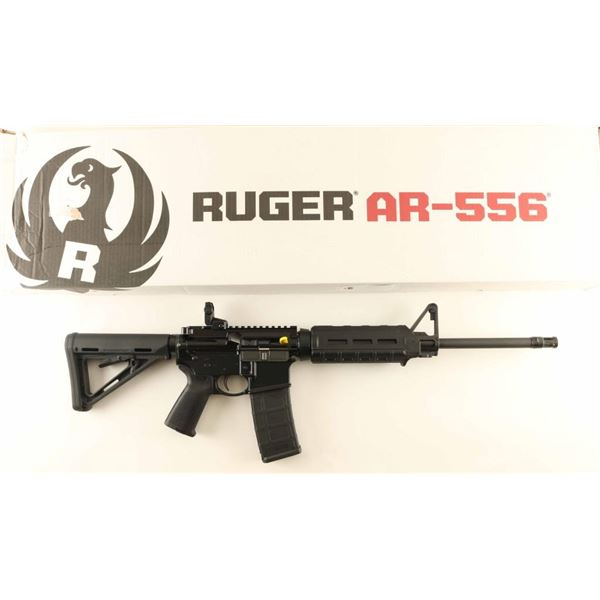 Ruger AR-556 5.56mm SN: 853-49314