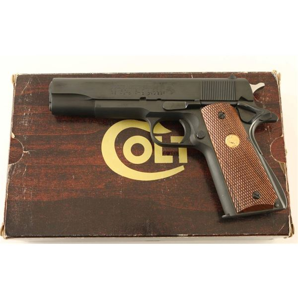 Colt Mk IV / Series 70 45acp SN: 70B03552