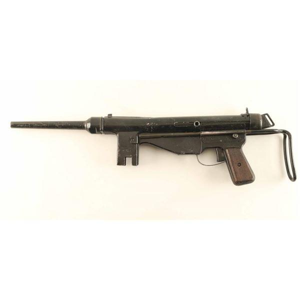 Portuguese FBP M48 9mm Dummy SMG Display Model