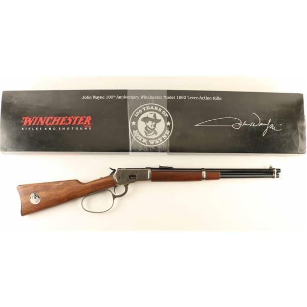 Winchester Model 1892 John Wayne High Grade