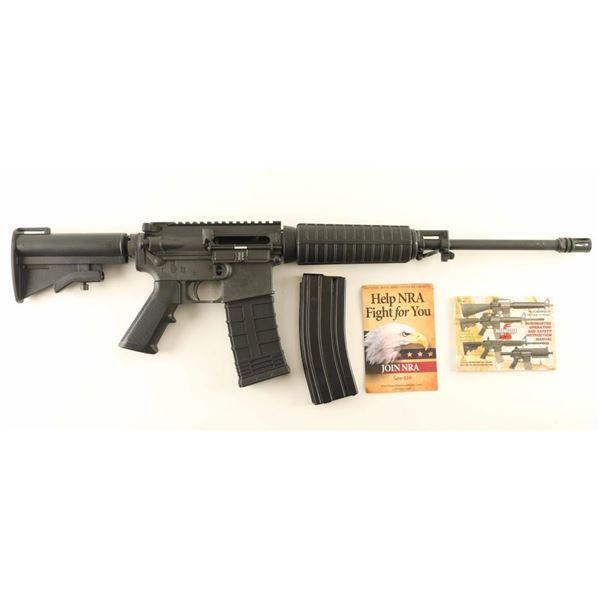 Bushmaster Carbon-15 223/5.56 SN: CBC030341