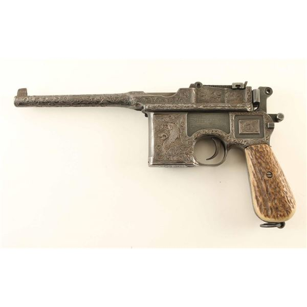 Mauser 1896 30 cal SN: 309765