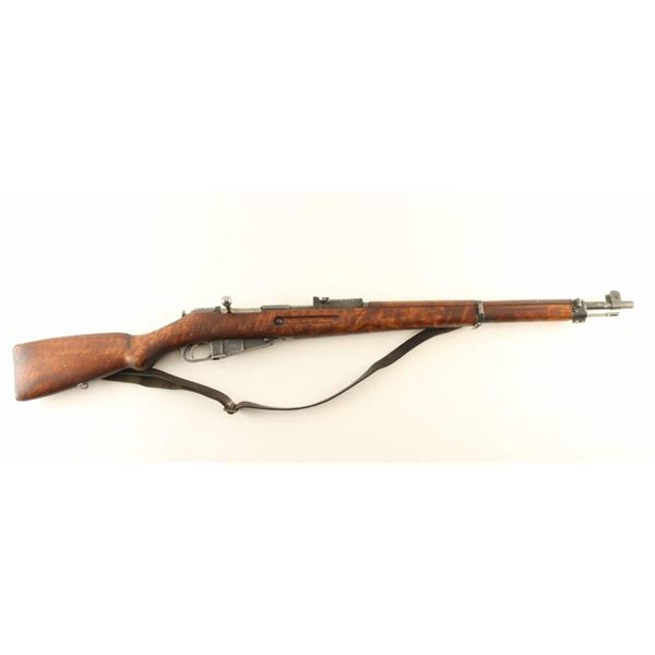 Finnish M39 Mosin Nagant 7.62x54R SN: 20935