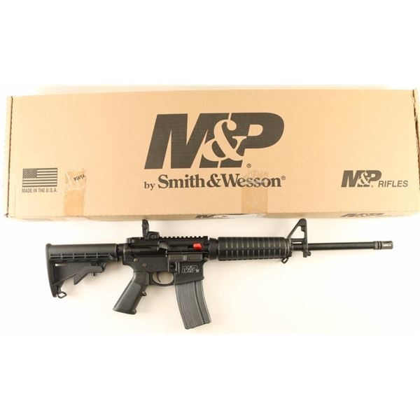 Smith & Wesson M&P-15 5.56mm SN: TH22298