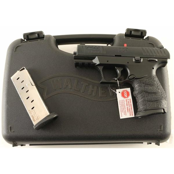 Walther CCP 9mm SN: WK080522