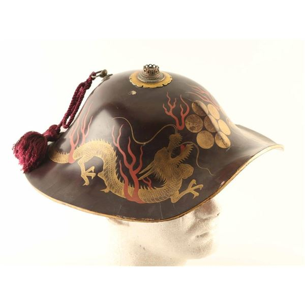 Vintage Japanese Jingasa Hat