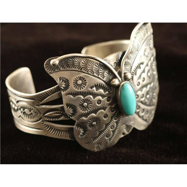 Navajo Butterfly Cuff