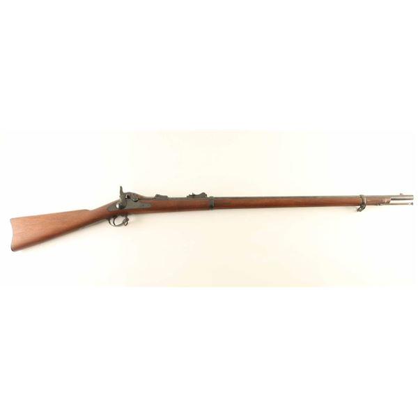 Springfield 1873 Trapdoor .45-70 SN: 117968