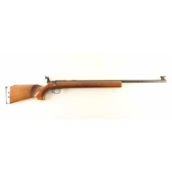 Remington M540X Target 22LR SN: 1030001