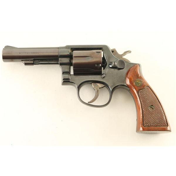 Smith & Wesson 10-6 38 SPL SN: C825232