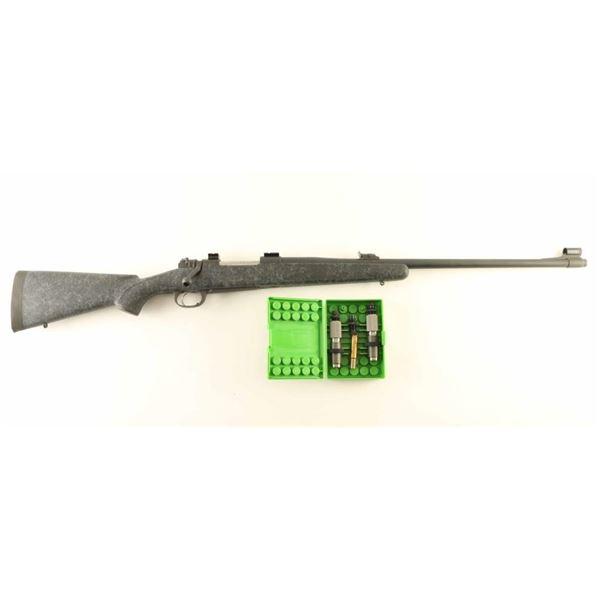 Custom Mauser 98 411 Bert SN: P-51402