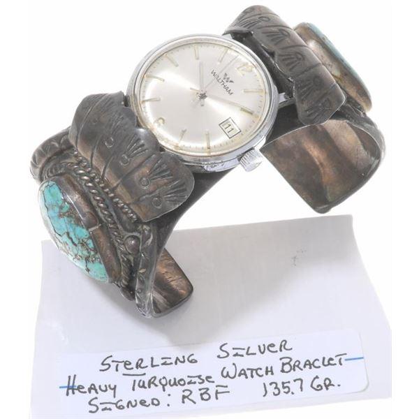 Native American Watchband Cuff