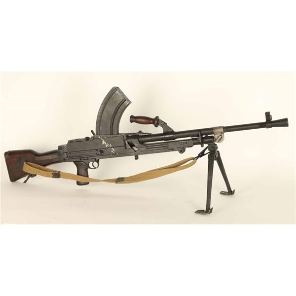 British WWII Inglis Bren Mk II Deactivated LMG/Dis