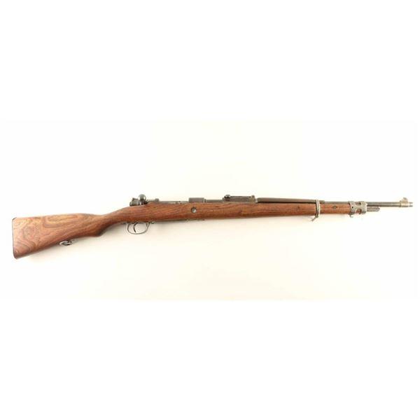 Mauser 98 8mm SN: C28604