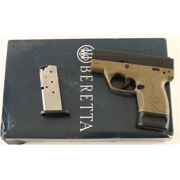 Beretta Nano 9mm SN: NU145594