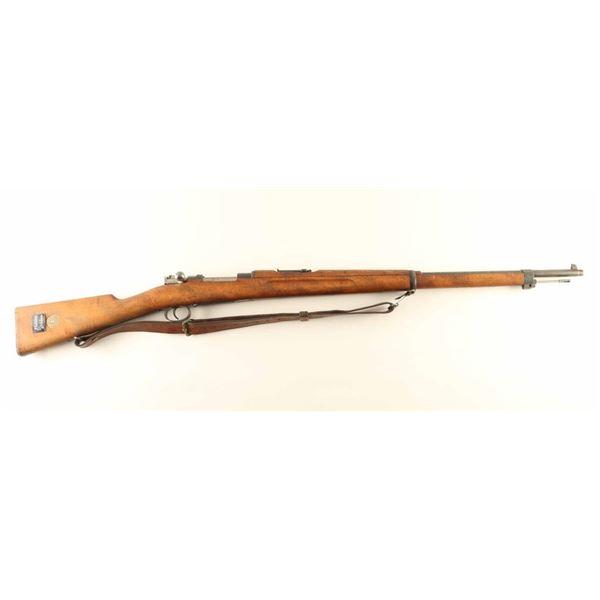 Carl Gustafs M1896 6.5x55mm SN: 456413
