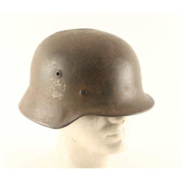 German WWII M40 Helmet