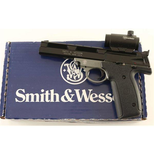 Smith & Wesson Model 22A-1 22LR SN: UDN2577