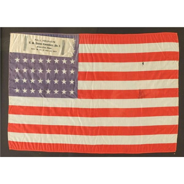 Masonic American Flag