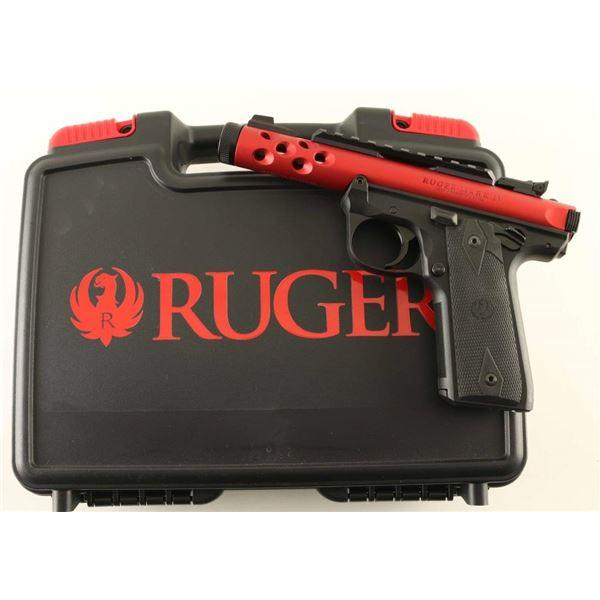 Ruger Mark IV 22LR SN: 500167358