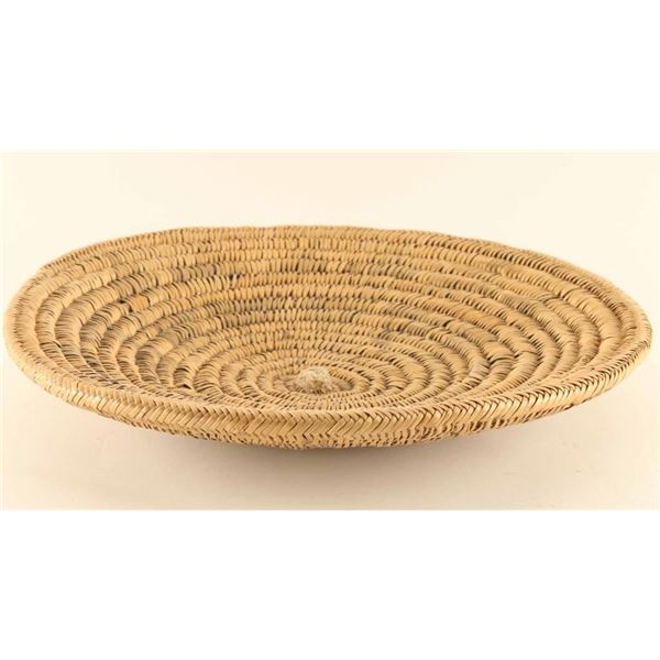 Navajo Basketry Meal Tray