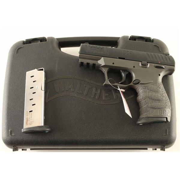 Walther CCP 9mm SN: WK065331
