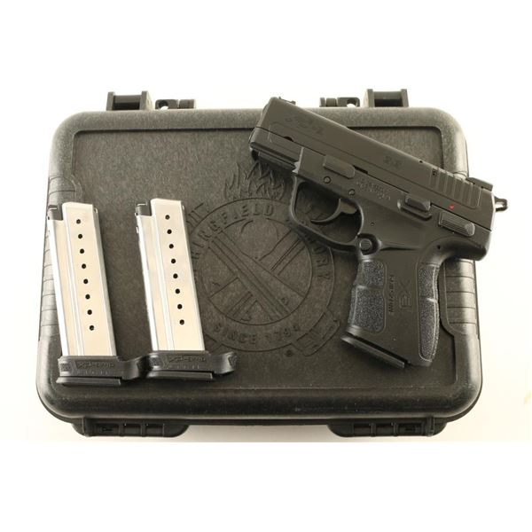 Springfield Armory XDE-9 9mm SN: HE908046