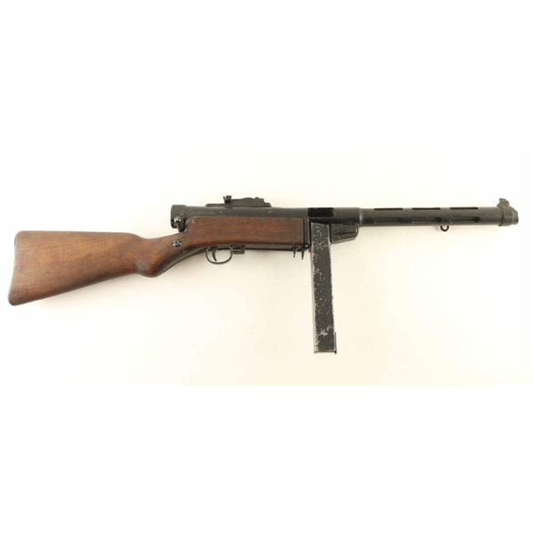 Suomi Model 31 Dummy Display Gun