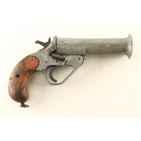 "British No 1 Mk 4 1"" Signal Pistol"
