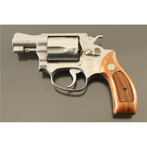 Smith & Wesson 60 .38 Spl SN: R299653