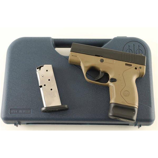 Beretta Nano 9mm SN: NU145607