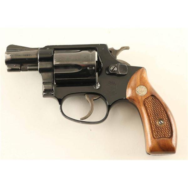 Smith & Wesson Model 37 38 SPL SN: J377089