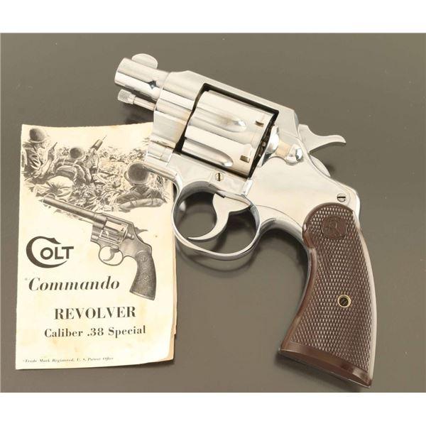 Colt Commando .38 Spl SN: 14390