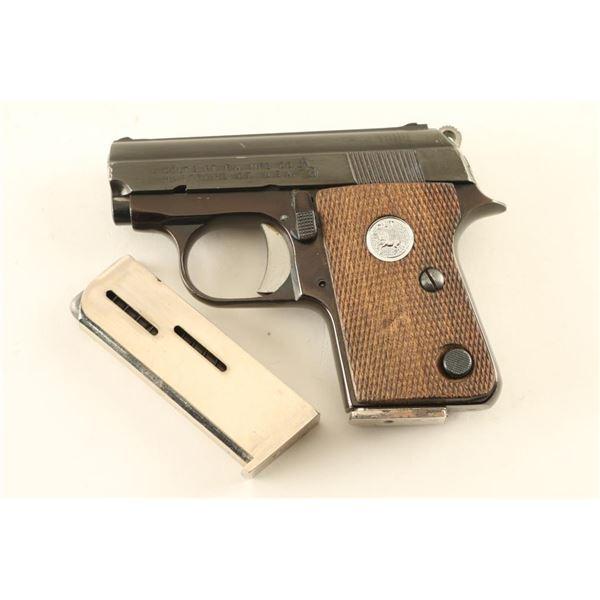 Colt Junior 25acp SN: 0D115210