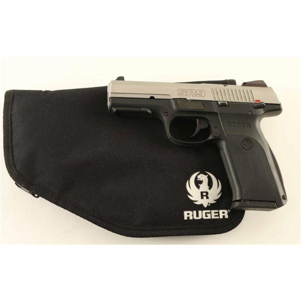Ruger SR9 9mm SN: 330-14169