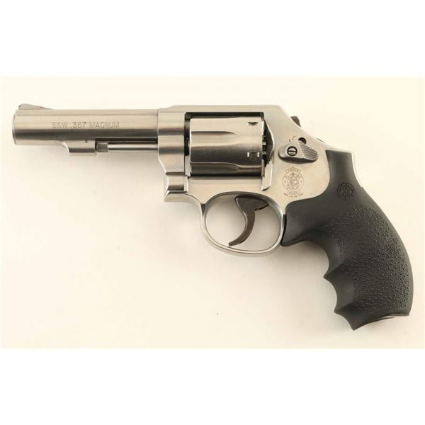 Smith & Wesson 65-8 357 Mag SN: CHJ4329