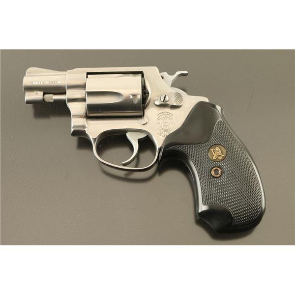 Smith & Wesson 60-3 .38 Spl SN: BFC6607