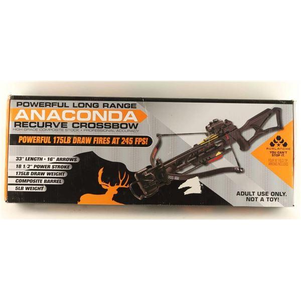 Avalanche Anaconda Crossbow